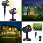 Garden Landscape LED Laser Christmas Light Projector IP65 Waterproof w/Remote