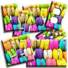 COLORFUL ITALIAN MACAROONS COOKIES LIGHT SWITCH OUTLET WALL PLATES KITCHEN DECOR