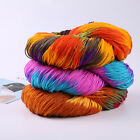 Anti-pilling Dyed Wool Baby Yarn Hand Knit Crochet For Sweater Scarf Hat Glove