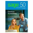 Sage 50 Premium Accounting 2020 for Windows **KEY CODE ONLY **Free Shipping