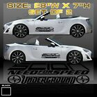 2 PCS JDM Car Decal Sticker Need for Speed #116