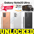 Samsung Galaxy Note 20 Ultra 5g Unlocked (n986u1, Us Model) 128gb│512gb ✱sealed✱