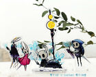 Hollow Knight Ans Hornet Green Scene Stand Display Acrylic Teh station N