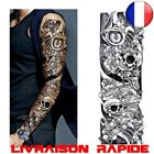 Temporary Tattoo Sleeve Full / Complete Arm Waterproof Cool Man Woman Long