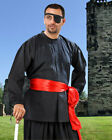 Men's Costume movie vintage Warriors Medieval Shirt, High quality hand crafted.