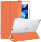 10.2 iPad 8th Gen Case 7th Gen Flip Folio Cover Full Body Protection Shockproof