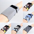 Unisex Cycling Wrist Bag Armband Sleeve Mobile Phone Bag Wallet Storage Pouch