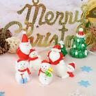 Christmas+Miniature+Snowman+Santa+Xmas+Tree+Fairy+Garden+Figures+Decor+C6D6