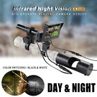 Infrared IR DIY Day Night Optics 4.3 Inch Screen Sight for Riflescope Tactical