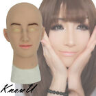 KnowU Silicone Headgear Female Permanent Make Up For Cosplay Crossdresser
