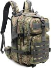 HUNTING CAMO BACKPACK BOW ARCHERY RIFLE HIKING CAMPING TACTICAL REALTREE BAG NEW