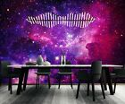 3D Red Starry Sky 19802NA Wallpaper Wall Murals Removable Wallpaper Fay