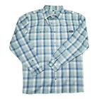 Rep Your Water - Last Frontier Flannel - Blue/Gray