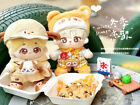 For Doll Clothes Clothing Fox Ahri / Dog Outfit Cosplay Suit MI