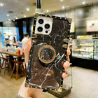 Luxury Marble Pattern Square Phone Case For Samsung A42 A52 A51 A11 A70 A12 A71