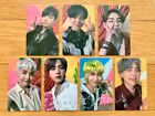 BTS BUTTER Soundwave Lucky Draw Official Photocards Select