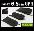 Heel lifts pad 6.5cm 2.55in Height Increase Insole Shoe