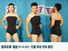 men's unikini sexy lycra bodysuit full back swimwear