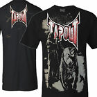 TAPOUT THIAGO ALVES UFC MMA T-SHIRT NEW MENS Black Wrestling