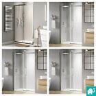 Walk In Sliding Shower Enclosure Glass Door Cubicle