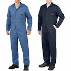 Dickies COVERALLS Mens Long Sleeve Mechanic Coveralls 4681/48611 DARK NAVY