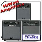 HiWatt MaxWatt Electric Bass Guitar Amp Amplifier Combo 20 or 60 or 100 Watt
