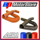 1/2m Flexible Air Ducting Hot & Cold Transfer Car Engine Brake Feed Intake Pipe