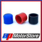 2 x SILICONE HOSE INTAKE VACUUM STOP END CAP BUNG PLUG PIPE RADIATOR RUBBER