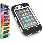 HEAVY DUTY BUILDERS WORK WORKMAN CASE COVER FOR IPHONE 3G 3GS FULL ARMOUR IMPACT