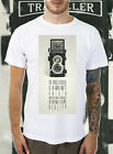 Photography T-shirt, great image, All Sizes Kids, summer tee, retro camera!