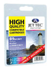 4 Compatible Jettec LC900 Multipack Ink Cartridges for Brother Printers
