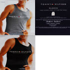 Tommy Hilfiger Tank Top Shirts Mens 2 Pack Of Classic Form Fitting Rib Tanks