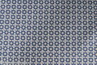 REEF BLUE WIPE CLEAN PVC OILCLOTH WIPEABLE TABLE CLOTH CO - choose the length