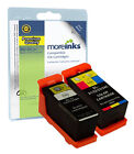2 Compatible Dell 21/22/23/24 Black/Colour Ink Cartridges for All-in-One Printer