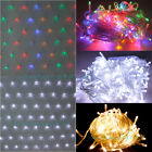 120/144/100/200/300 LED Net/String Light Christmas Tree Decor Party Wedding Star