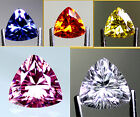 Trillion / Trilliant Cut Cubic Zirconia AAAAA Colour & Size Choice CZ