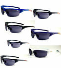 NFL Licensed Impact Half Frame Sunglasses - Limited Quantities - Pouch Incl -NEW $10.85 USD on eBay