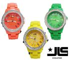 JLS Boys Girls Quartz Battery Watch With Signature on The Back of The Watches