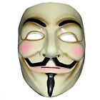 Guy Fawkes Mask V For Vendetta Costume Mask 4418/17