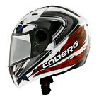 Caberg V-Kid Leo Junior Kids Childrens Full Face Motorcycle Motorbike Helmet