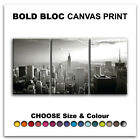 New York NYC Skyline CITY  Canvas Art Print Box Framed Picture Wall Hanging BBD