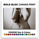 Sexy Woman NUDES EROTIC  Canvas Art Print Box Framed Picture Wall Hanging BBD