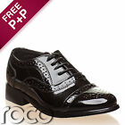 Traditional Boys Prince Edward Style Formal Brogue Wedding Shoes