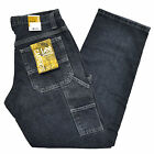 Lee Dungarees Carpenter Fit Mens Jeans Quartz Stone Denim Je