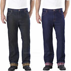 Dickies Jeans RELAXED Straight FIT FLANNEL LINED INSULATED WORK JEAN DD217SNB