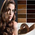 EXTENSIONS A CLIPS DE CHEVEUX NATUREL REMY HAIR 46CM ,8 BANDES, 18 CLIPS,90grs