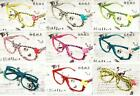Hello Kitty Geek Nerd Heart Style Frame Glasses Decor Gift No lens accessories