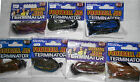 TERMINATOR FLIPPING FOOTBALL OR PRO JIGS FISHING LURE CHOICE OF COLOR, WEIGHT