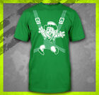 LEPRECHAUN HANGOVER BABY CARLOS ST PATTY'S DAY GREEN BEER IRISH T-SHIRT TEE