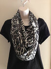 Infinity Scarf -- Scarfette --  Several  Gorgeous Prints Available